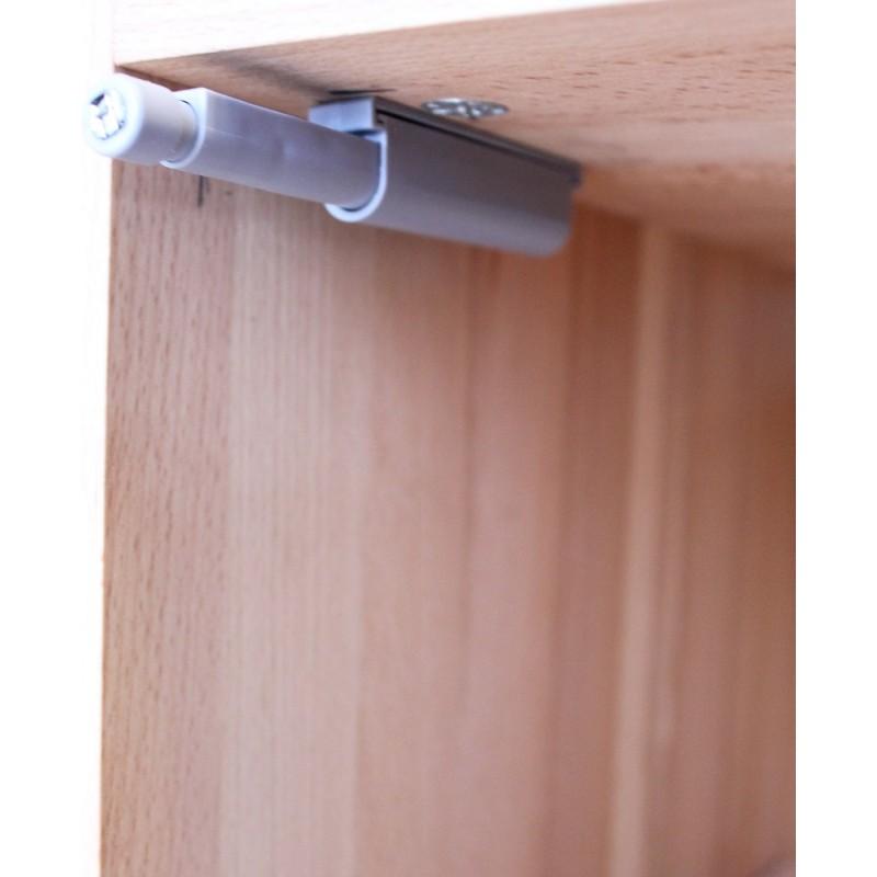 table de chevet cube de rangement avec tiroir en bois de. Black Bedroom Furniture Sets. Home Design Ideas